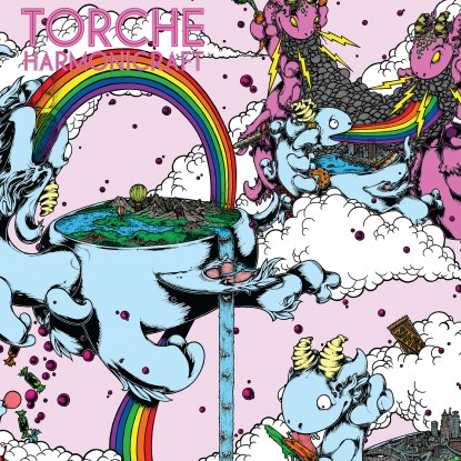 Torche - Harmonicraft - 2012 cover